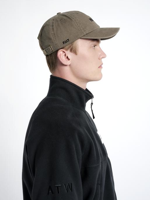 HALO CAP, VINTAGE BROWN, model