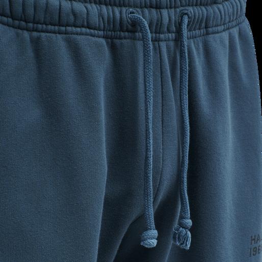HALO COTTON SWEATPANT, WHITE/DRESS BLUE, packshot