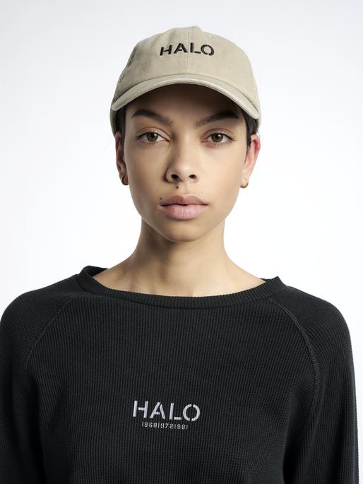 HALO CAP, MILI SAND, model